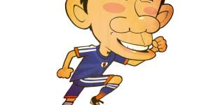 サッカー日本代表 香川真司選手