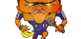 サッカー日本代表 大久保嘉人選手